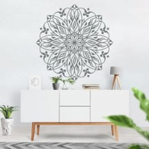 Vinyl sticker mandala