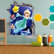 Vinyl children and youth super smash bros 3d