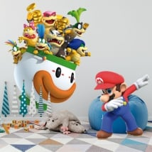 Vinyl children and youth koopalings super mario bros