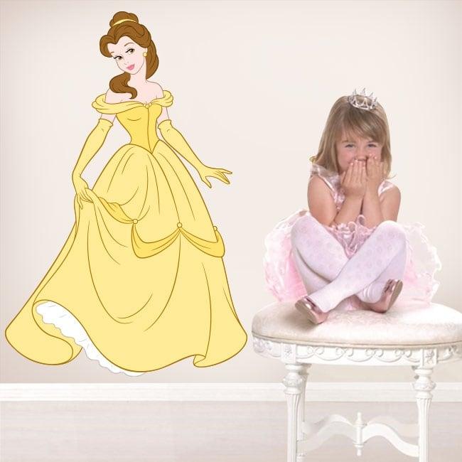 Vinyl children or youth princess disney beauty