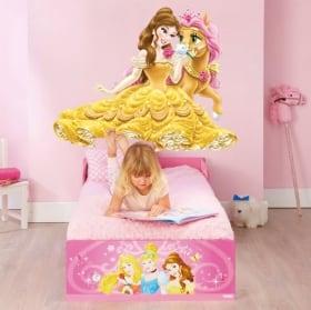 Decorative vinyl and stickers disney princesses
