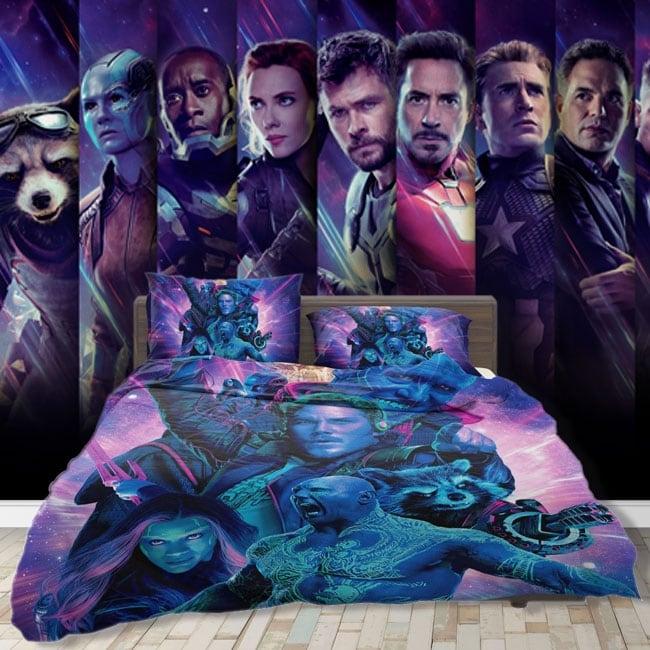 Wall mural marvel the avengers