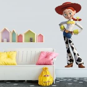 Children's vinyl woody toy story