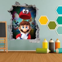 Vinyl children and youth mario bros 3d