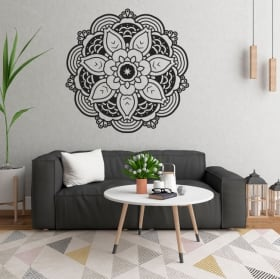 Vinyl for wall mandala