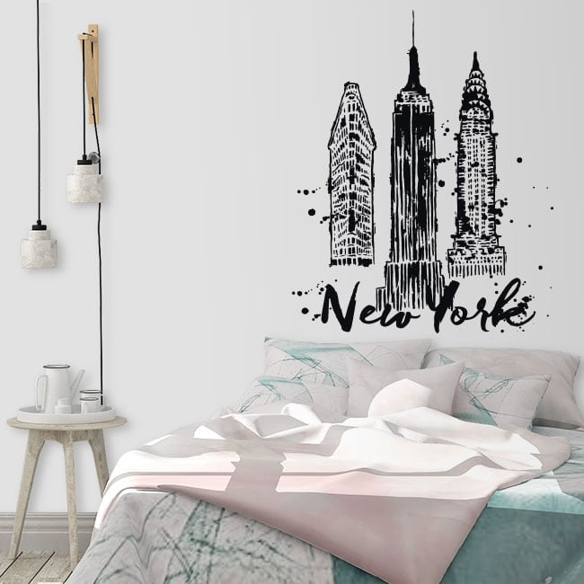 Wall stickers new york