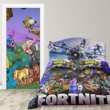 Vinyl for doors video game fortnite