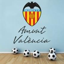 Vinyl and stickers valencia football club