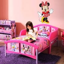 Kids or youth vinyl disney minnie mouse
