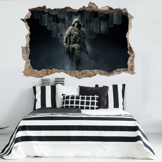 3d vinyls tom clancy's ghost recon breakpoint
