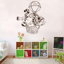 Children's vinyl disney winnie the pooh