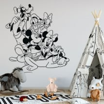 Disney vinyl disney mickey and his friends