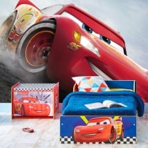Vinyl wall stickers disney cars 3