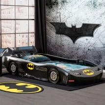 Vinyl murals batman