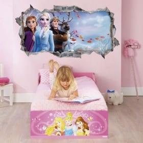 Disney vinyl 3d frozen 2