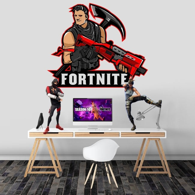 Vinyl adhesives fortnite video game