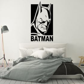 Vinyl adhesives and stickers of batman