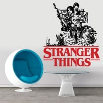 Stickers stranger things