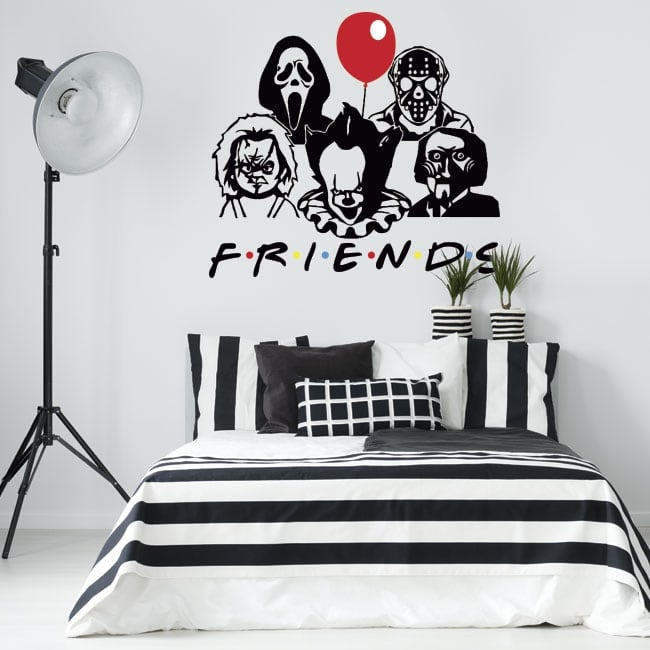 Decorative vinyl and stickers netflix friends