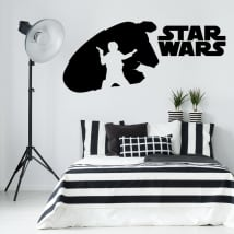 Star wars stickers and decorative vinyl