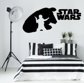 Star wars stickers and decorative vinyl