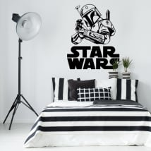 Stickers and decorative vinyl star wars boba fett