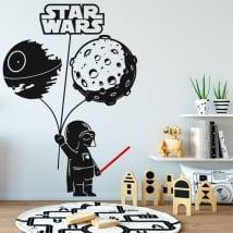 Vinyl stickers star wars darth vader
