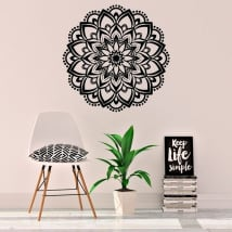 Adhesive vinyls and mandala stickers