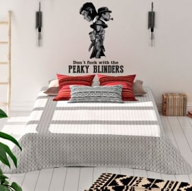 Vinyls and stickers tv series peaky blinders