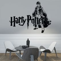 Decorative vinyls and stickers harry potter