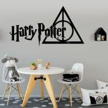 Vinyl and decals harry potter