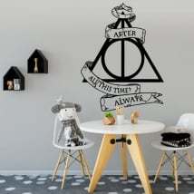 Adhesive vinyls harry potter