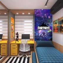 Adhesive vinyls fortnite