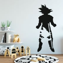 Vinyls and stickers dragon ball