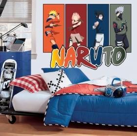 Youth decorative vinyls naruto