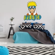 Adhesive vinyls youth naruto