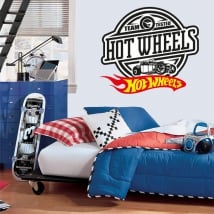Vinyls and stickers hot wheels