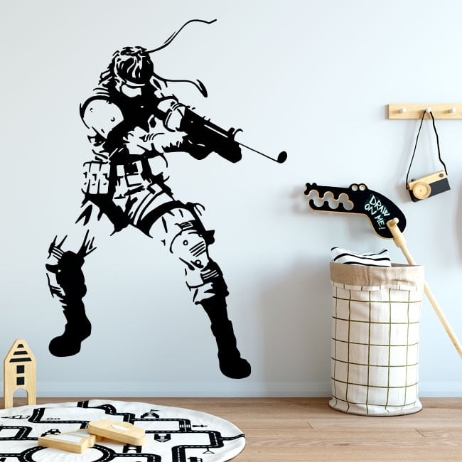 Adhesive vinyls metal gear