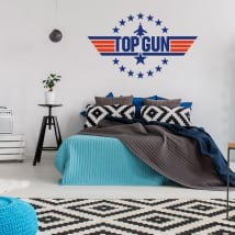 Vinyls and stickers top gun