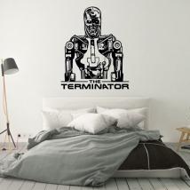 Decorative vinyls or stickers the terminator