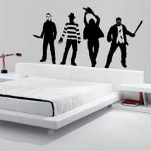 Decorative vinyl netflix friends