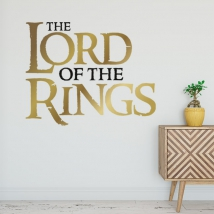 Vinilo adhesivo lord of the rings