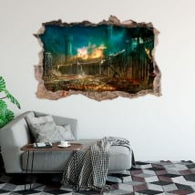 Wall sticker lord of the rings