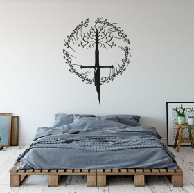 Decorative vinyls the lord of the rings