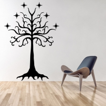 Vinyls gondor tree the lord of the rings