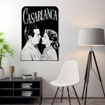 Decorative vinyl film casablanca