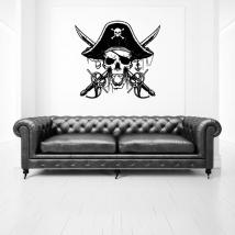 Vinyls skull pirates of the caribbean