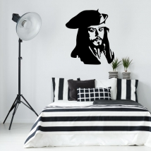 Vinyls jack sparrow pirates of the caribbean