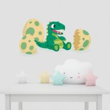 Vinyl for babies dinosaur