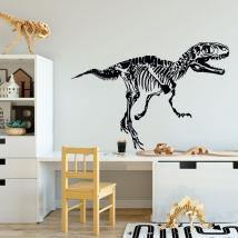 Children's or youth vinyls dinosaur